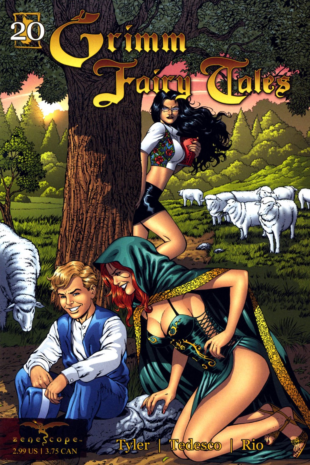 Grimm Fairy Tales 020  Free Download Comics, Manga, Anime-3532