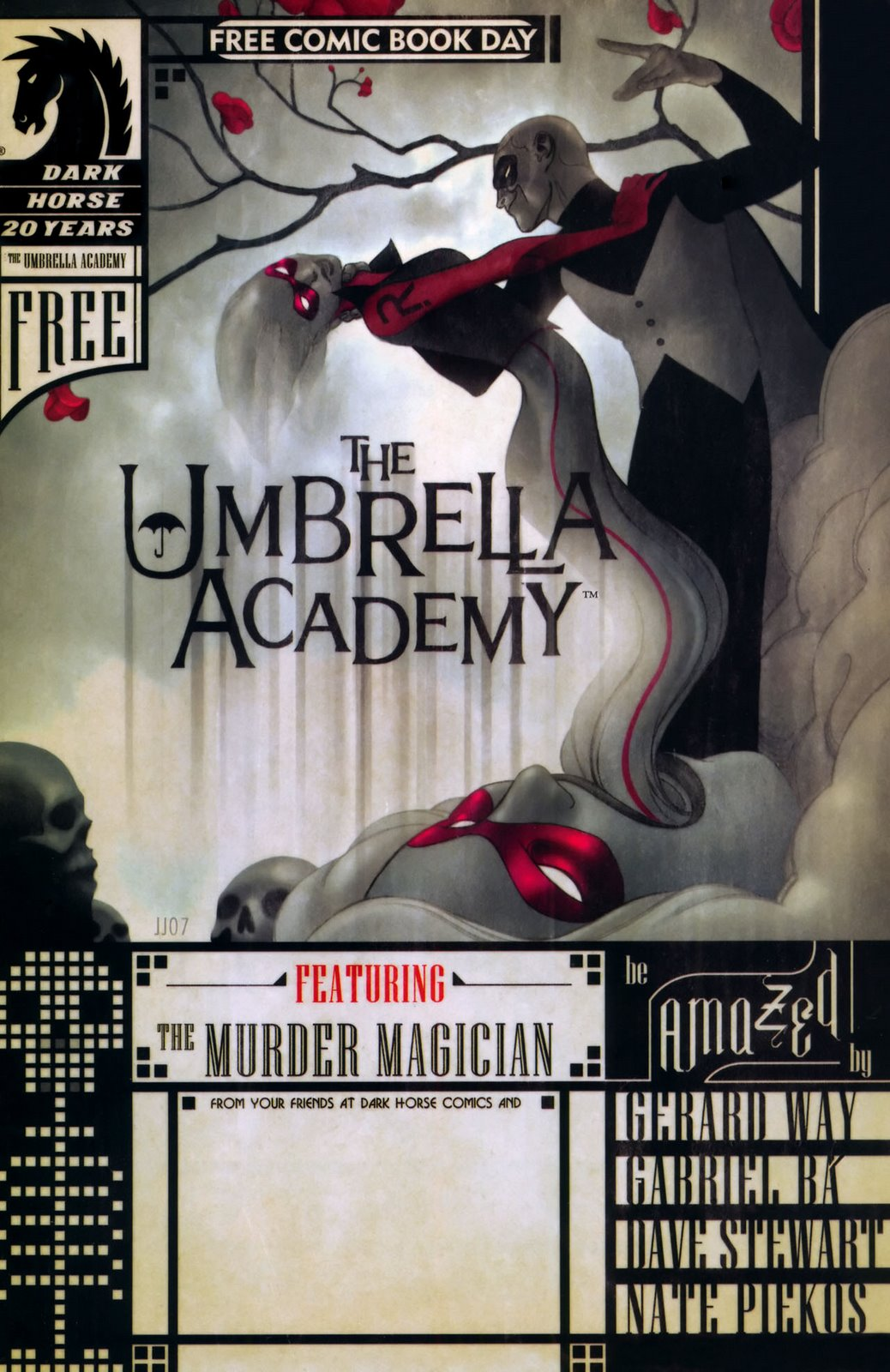 umbrella academy - photo #13